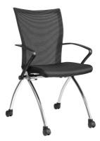 Čalúnená konferenčná stolička SN100159