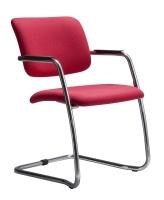 Čalúnená konferenčná stolička SN100160