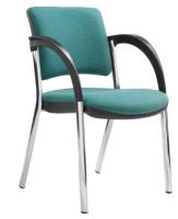 Čalúnená konferenčná stolička SN100170