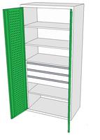 Dílenské skříně DSP 92 1_3x3_1