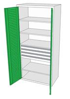 Dílenské skříně DSP 92 1_4x2_1