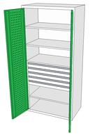 Dílenské skříně DSP 92 1_5x2_1