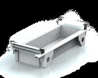 Dielenské skrine PROFI - Individuálny program DSP CNC N102