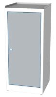 Dielenské skrine UNI NS 45 1 A