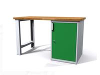 Dílenské stoly ALCERA® PROFI ALCERA_P12_PN_1D