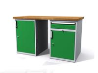 Dielenské stoly ALCERA® PROFI ALCERA P15 K09