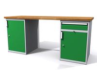 Dielenské stoly ALCERA® PROFI ALCERA P20 K09