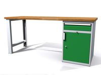 Dielenské stoly ALCERA® PROFI ALCERA P20 K06