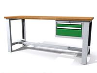 Dílenské stoly ALCERA® PROFI ALCERA_P20_PN_P2A