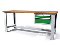 Dielenské stoly ALCERA® PROFI ALCERA P20 K02
