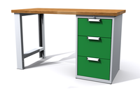 Dílenské stoly ALCERA® UNI ALCERA_U12_PN_3Z