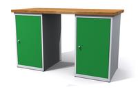 Dílenské stoly ALCERA® UNI ALCERA_U15_1D_1D
