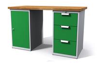 Dielenské stoly ALCERA® UNI ALCERA U15 K08