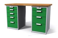 Dílenské stoly ALCERA® UNI ALCERA_U15_5Z_4Z