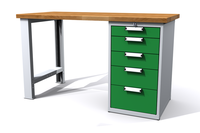 Dielenské stoly ALCERA® UNI ALCERA U15 K07