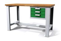 Dílenské stoly ALCERA® UNI ALCERA_U15_PN_P3