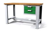 Dílenské stoly ALCERA® UNI ALCERA_U15_SN_P2B
