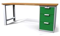 Dielenské stoly ALCERA® UNI ALCERA U20 K05