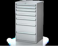 Dielenské zásuvkové skrine 26U - š 710 xh 600 mm DKP 3627 26U 7