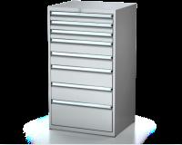 Dielenské zásuvkové skrine 26U - š 710 xh 600 mm DKP 3627 26U 8