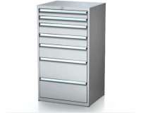 Dielenské zásuvkové skrine 26U - š 710 xh 750 mm DKP 3636 26U 7
