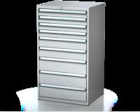 Dielenské zásuvkové skrine 26U - š 710 xh 750 mm DKP 3636 26U 9