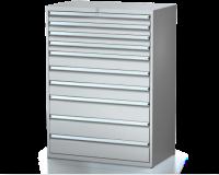 Dielenské zásuvkové skrine 29U - š 1014 xh 600 mm DKP 5427 29U 10