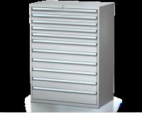 Dielenské zásuvkové skrine 29U - š 1014 xh 600 mm DKP 5427 29U 11