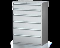 Dielenské zásuvkové skrine 29U - š 1014 xh 600 mm DKP 5427 29U 6