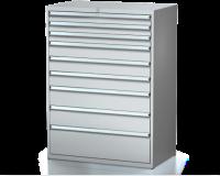 Dielenské zásuvkové skrine 29U - š 1014 xh 600 mm DKP 5427 29U 9