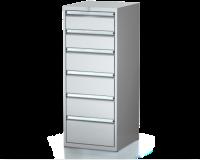 Dielenské zásuvkové skrine 29U - š 555 xh 600 mm DKP 2727 29U 6