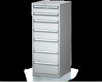 Dielenské zásuvkové skrine 29U - š 555 xh 600 mm DKP 2727 29U 7