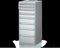 Dielenské zásuvkové skrine 29U - š 555 xh 600 mm DKP 2727 29U 8