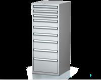 Dielenské zásuvkové skrine 29U - š 555 xh 600 mm DKP 2727 29U 9
