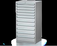 Dielenské zásuvkové skrine 29U - š 710 xh 600 mm DKP 3627 29U 11