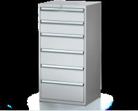 Dielenské zásuvkové skrine 29U - š 710 xh 600 mm DKP 3627 29U 6