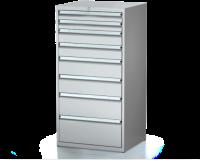 Dielenské zásuvkové skrine 29U - š 710 xh 600 mm DKP 3627 29U 8