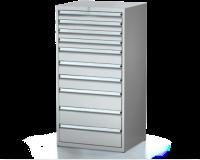 Dielenské zásuvkové skrine 29U - š 710 xh 750 mm DKP 3636 29U 10