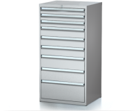 Dielenské zásuvkové skrine 29U - š 710 xh 750 mm DKP 3636 29U 9