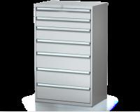 Dielenské zásuvkové skrine 29U - š 860 xh 600 mm DKP 4527 29U 7