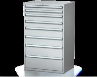 Dielenské zásuvkové skrine 29U - š 860 xh 600 mm DKP 4527 29U 8