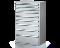 Dielenské zásuvkové skrine 29U - š 860 xh 600 mm DKP 4527 29U 9