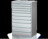 Dielenské zásuvkové skrine 29U - š 860 xh 750 mm DKP 4536 29U 10