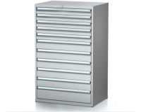 Dielenské zásuvkové skrine 29U - š 860 xh 750 mm DKP 4536 29U 11