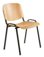 Drevená jedálenská stolička SN100275