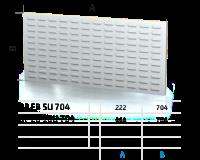 Individuálny program pre stoly ALCERA® a ALPEDE® DP EB 10U 704