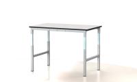 Individuálny program pre systémové stoly ALSOR® DPL 120 Z ESD