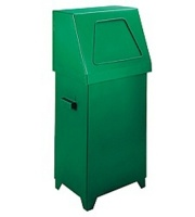 Odpadkový kôš - oceľ MM700172