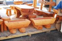 Kvetináč - drevo MM700245