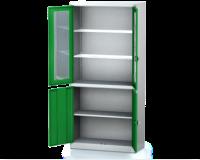 Liekové skrine - vitríny US 92 1 L